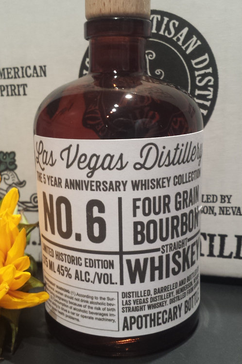 No.6 Four Grain Bourbon 375 ml