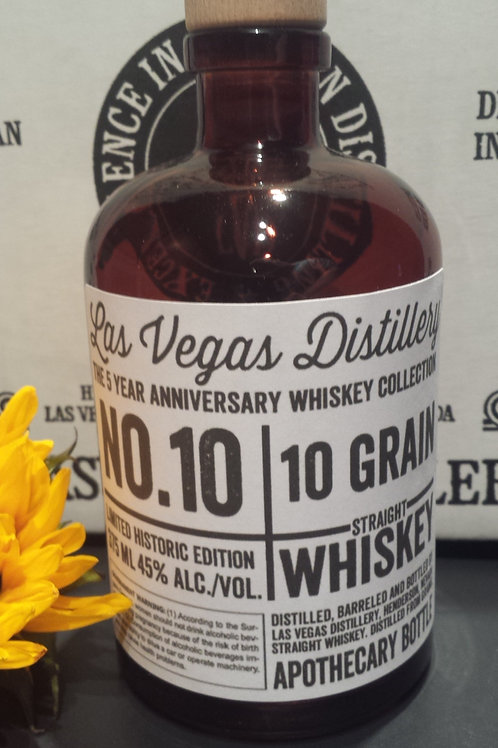 No.10 10 Grain Whiskey  375 ml