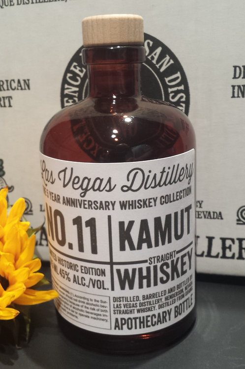No.11 Kamut Whiskey  375 ml