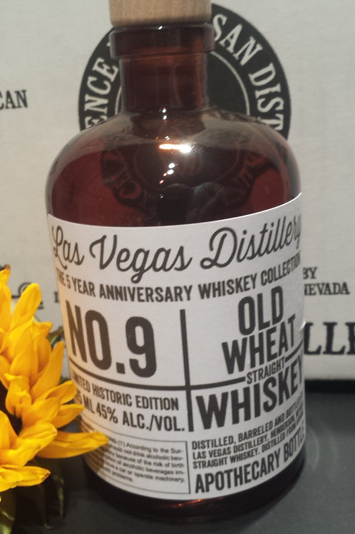No.9 Old Wheat Whiskey  375 ml