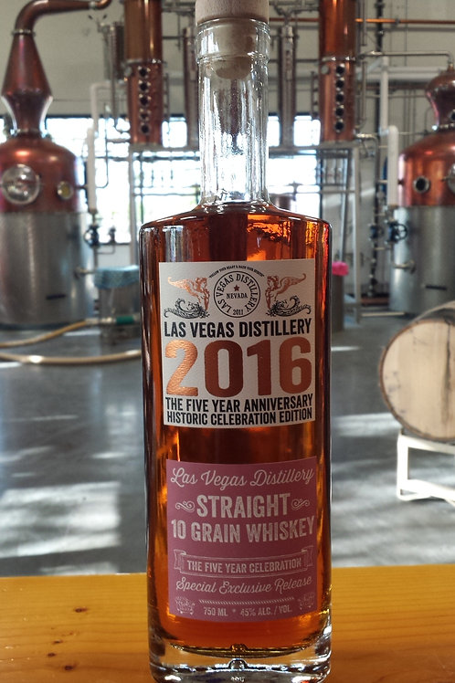 10 Grain Whiskey