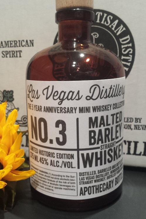 No.3 Barley Whiskey 375 ml