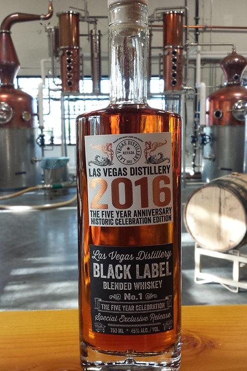 The Blended  Whiskey