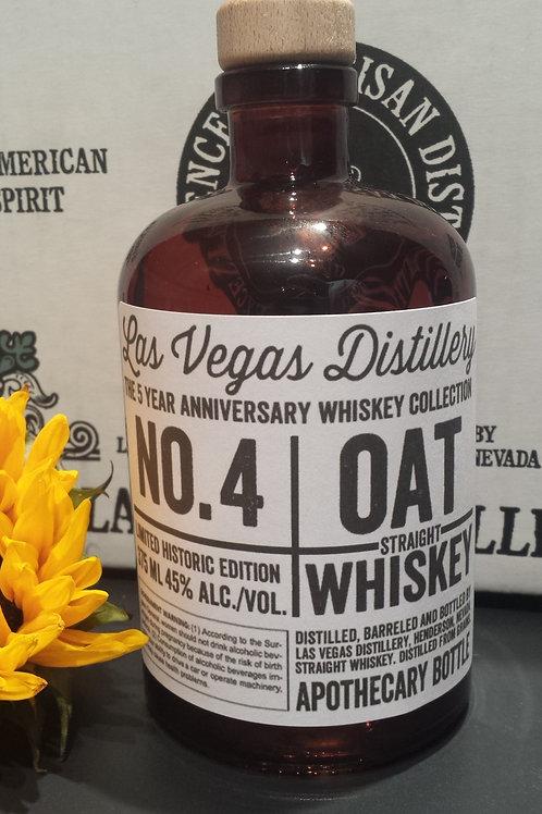 No.4 Oat Whiskey 375 ml