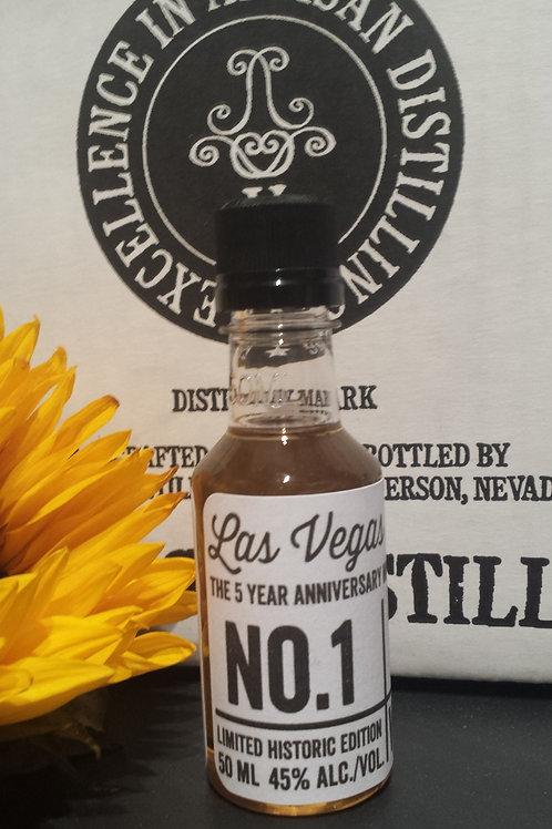 No.1 Rye Whiskey 50 ml