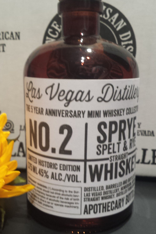 No.2 Sprye Whiskey 375 ml