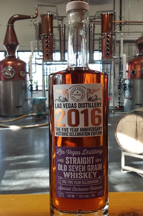 Old Seven Grain Whiskey