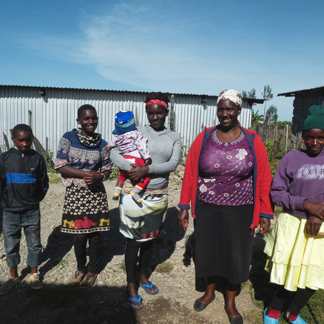 News from Kenya - we've been busy!