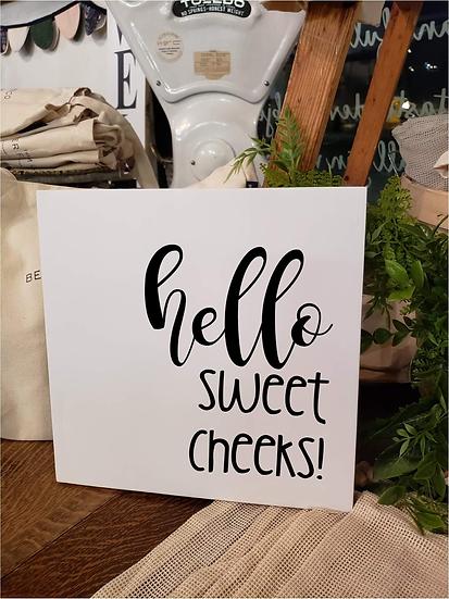 Hello, Sweet Cheeks (Kit 72)
