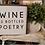 Thumbnail: Wine Is Bottled Poetry (Kit 80)