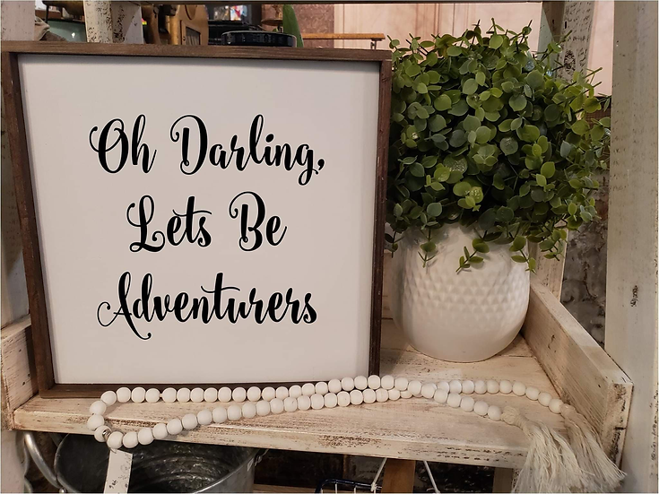 Oh Darling, Let's Be Adventurers (Kit 42)