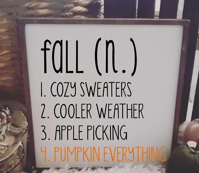 fall (n.) (Kit 85)