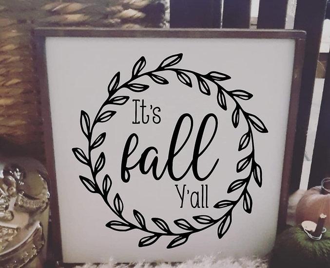 It's fall y'all (Kit 93)