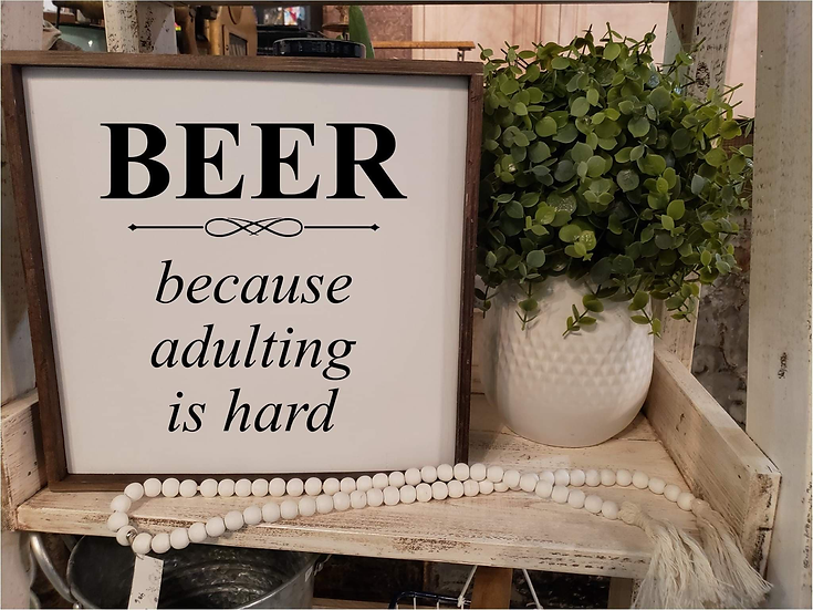 Beer, Because Adulting Is Hard (Kit 76)