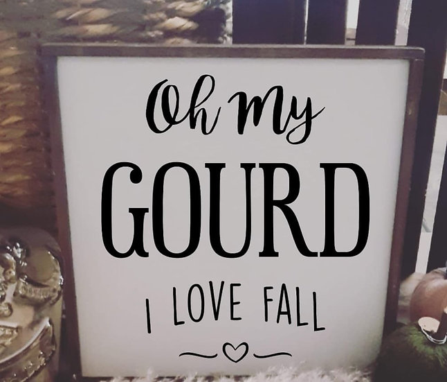 Oh my GOURD I love fall (Kit 87)