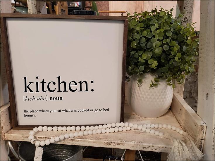 Kitchen (Kit 36)