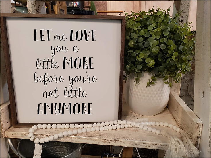 Let Me Love You A Little More (Kit 45)