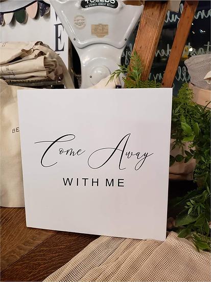 Come Away With Me (Kit 1)