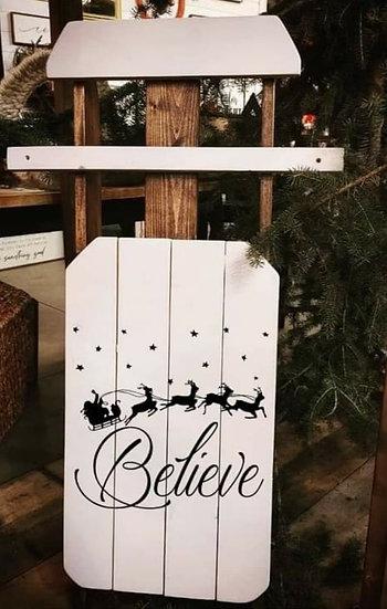 Believe - Sled (Kit 123)