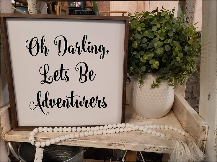 Oh Darling, Lets Be Adventurers (Kit 3)