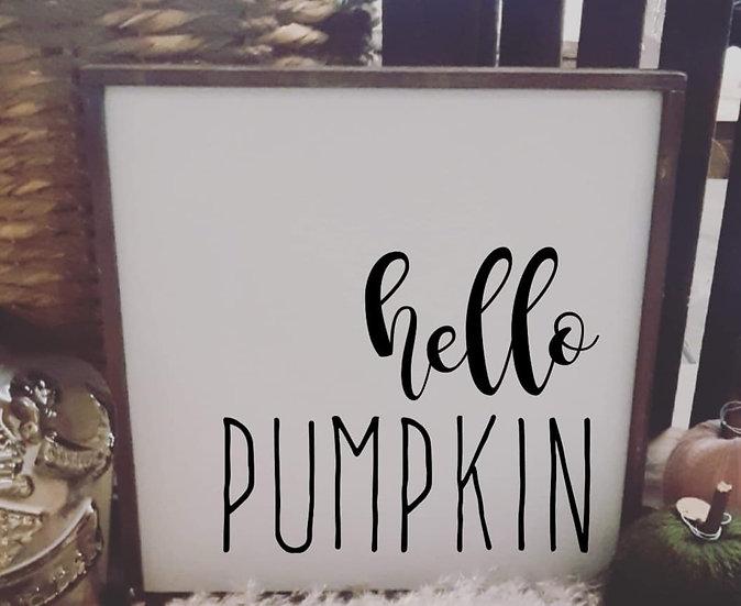 hello Pumpkin (Kit 95)
