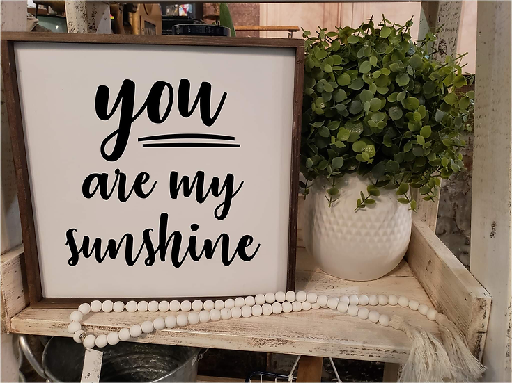 You Are My Sunshine (Kit 38)