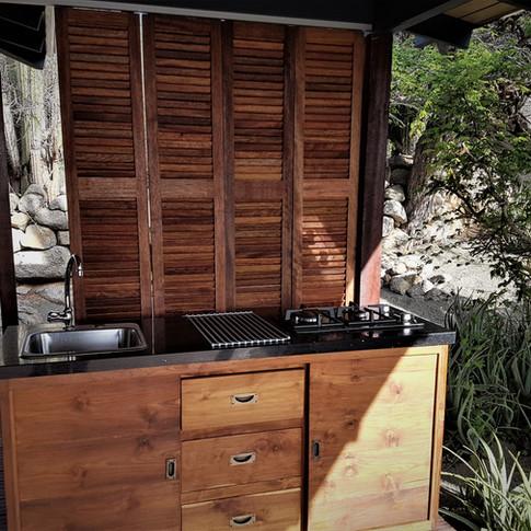 Outdoor Kitchenette