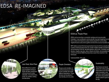 EDSA Re-Imagined