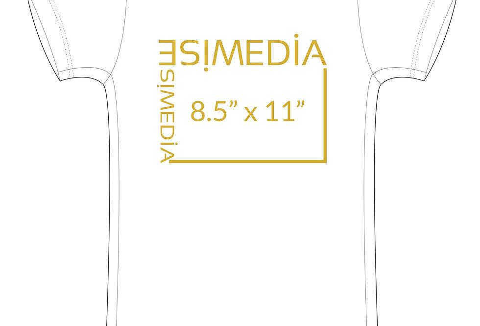 Custom T-shirts White