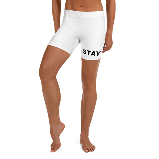 Stay Modest Yoga Shorts