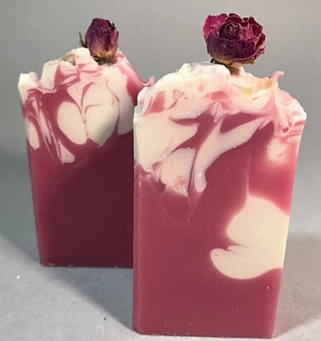 English Rose Artisan soap