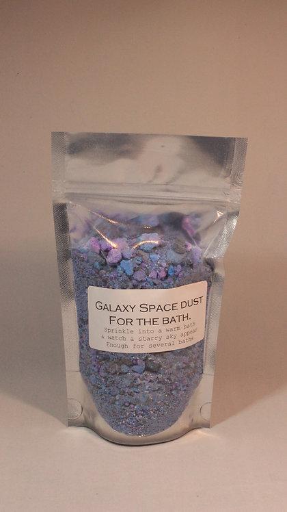 Galaxy space dust bath sprinkle
