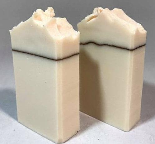 Cotton blossoms Artisan soap