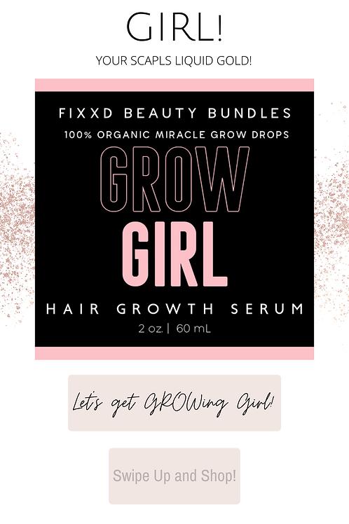 GROW GIRL Hair Growth Serum