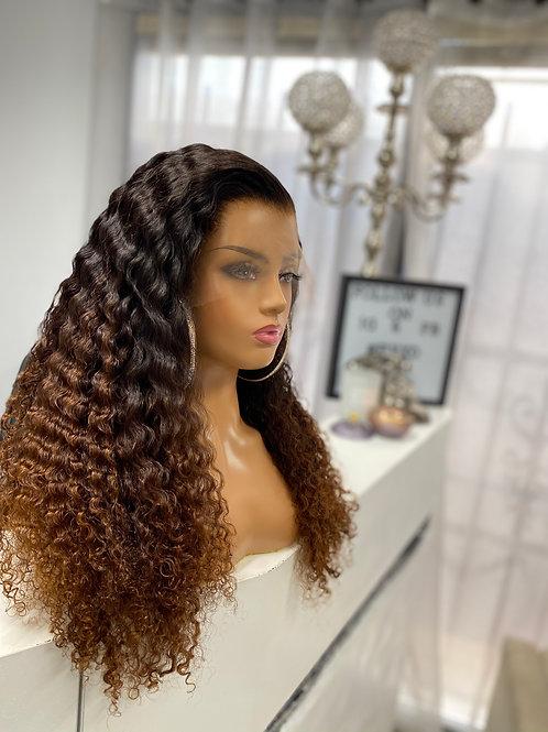 Caramel Curls
