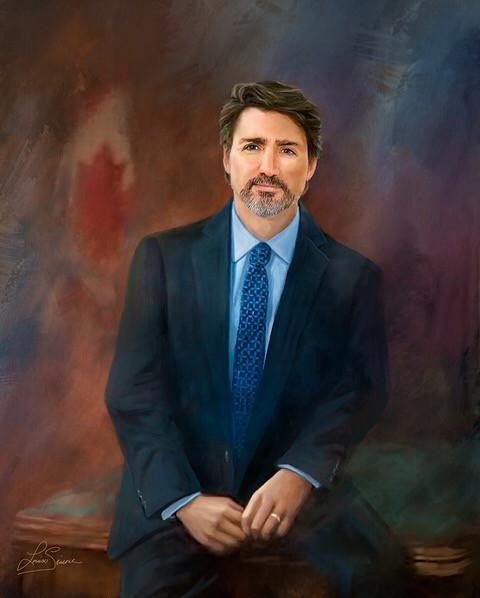 Premier Ministre du Canada L'Honoreable Justin Trudeau