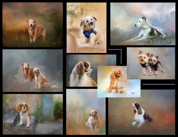 Les toutous signés KariLou_Dogs by KariLou