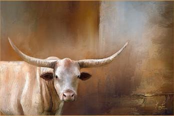 Long horn by KariLou
