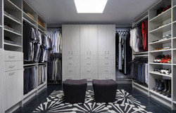 Walk In Closet Storage