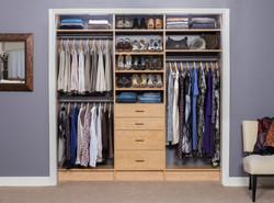 Small Closet Storage