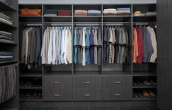 Men's Closet Storage