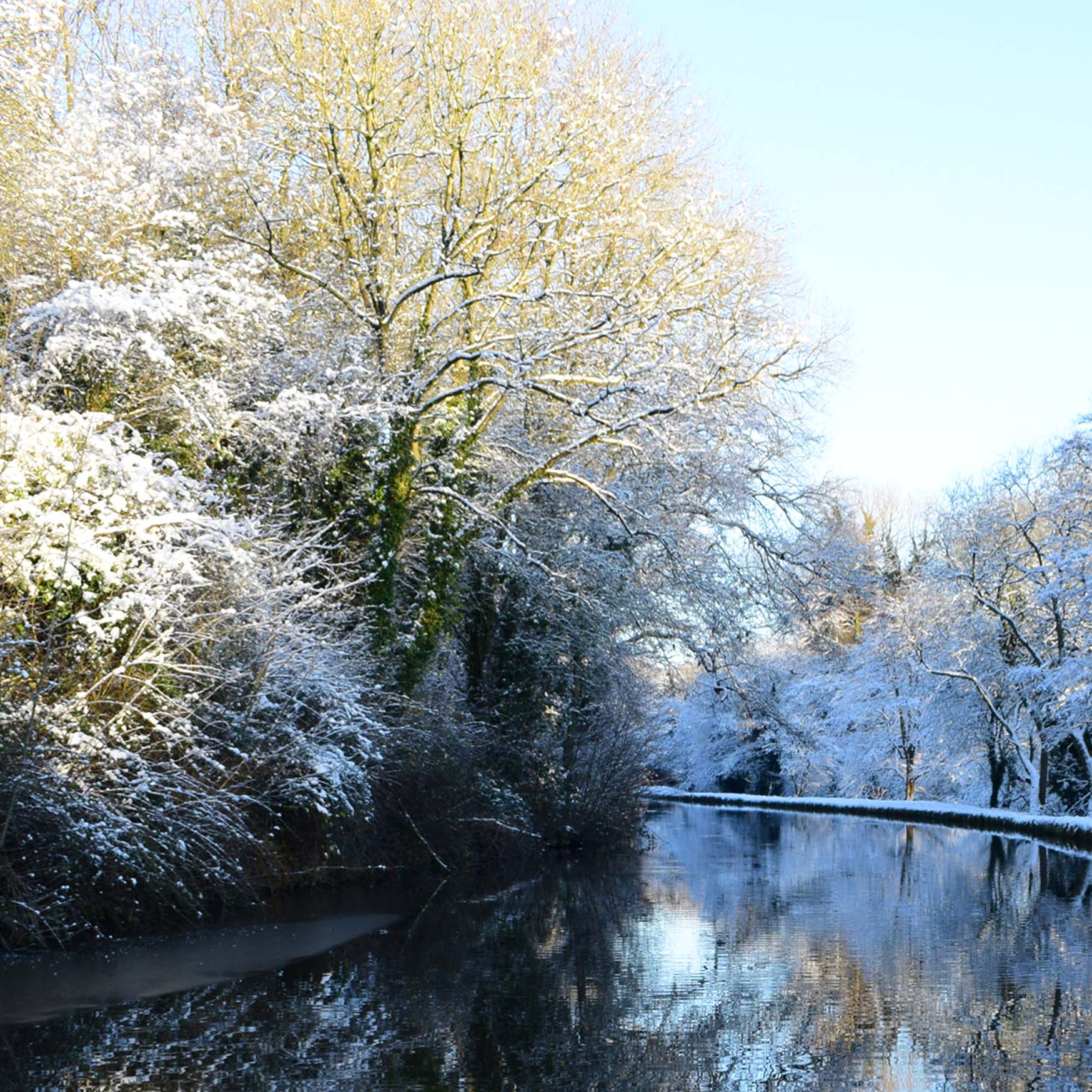 W4 Snowy Towpath, Bunbury
