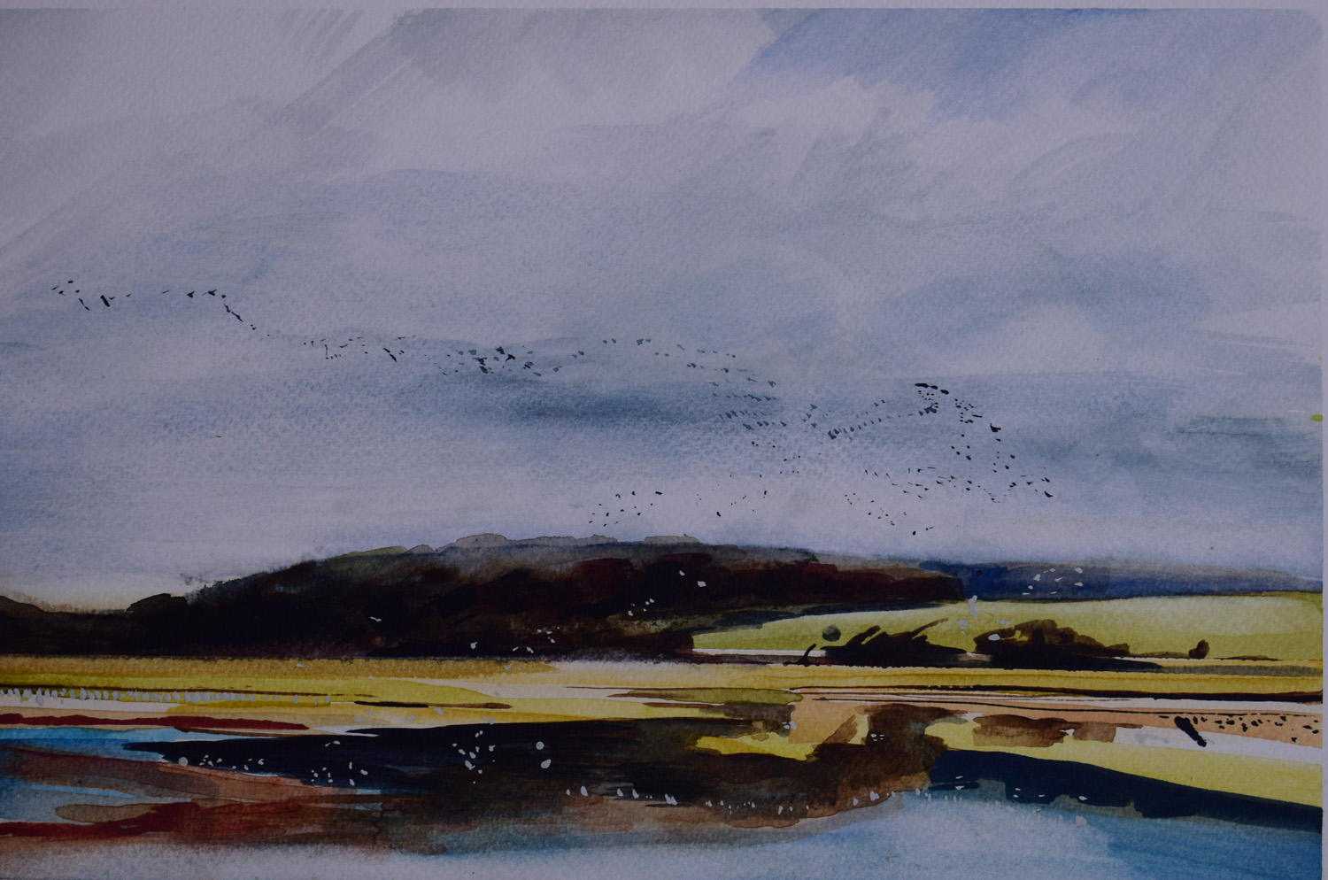 'View towards Blackney'