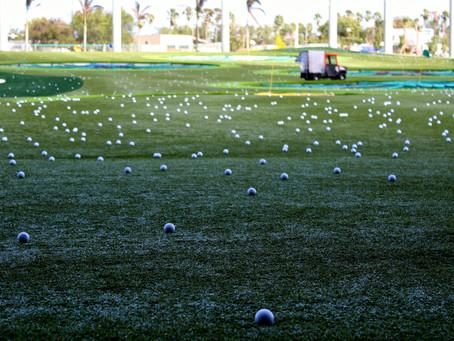 ゴルフのストレッチ