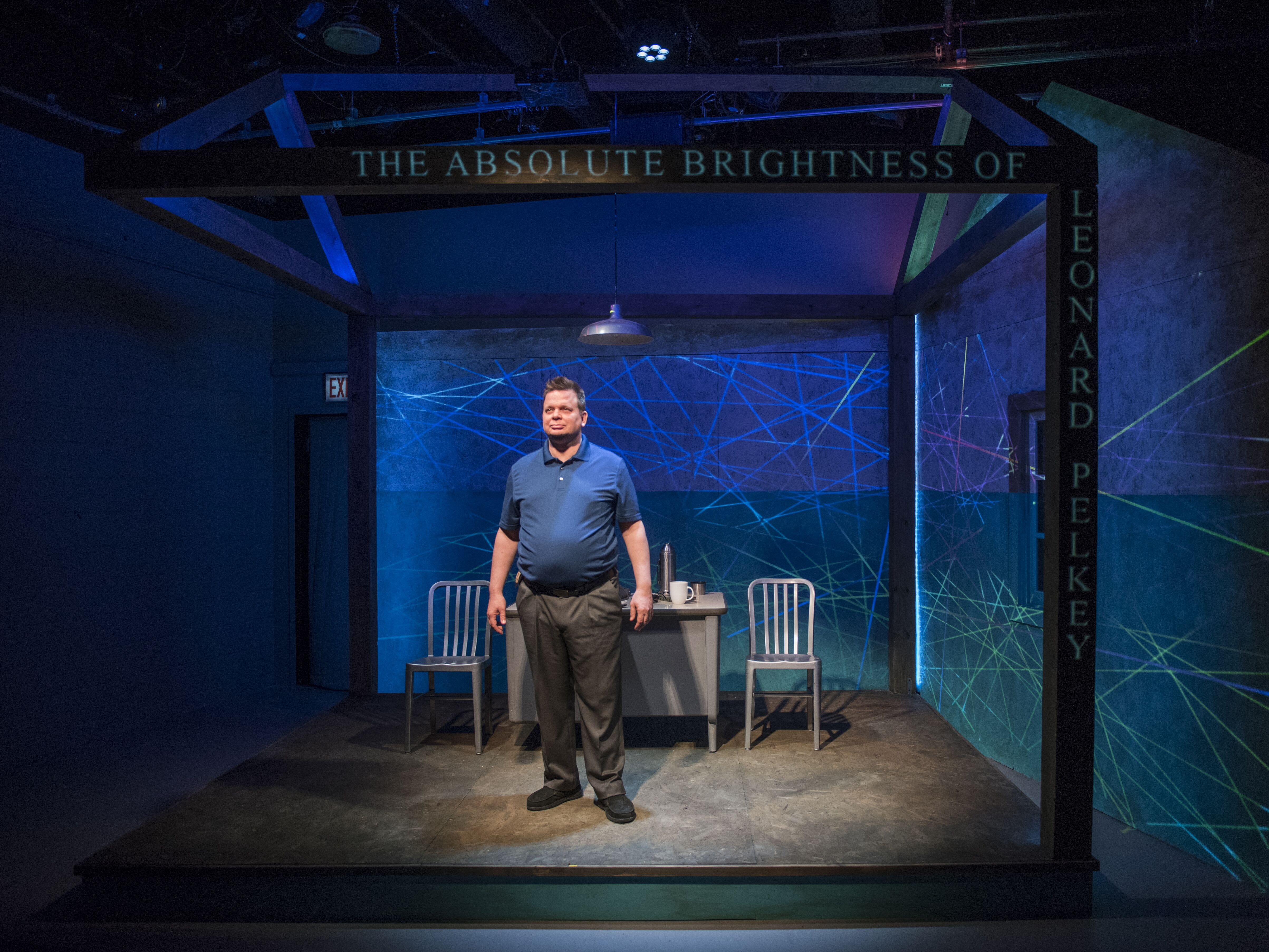 The Absolute Brightness of Leonard Pelkey, American Blues Theater
