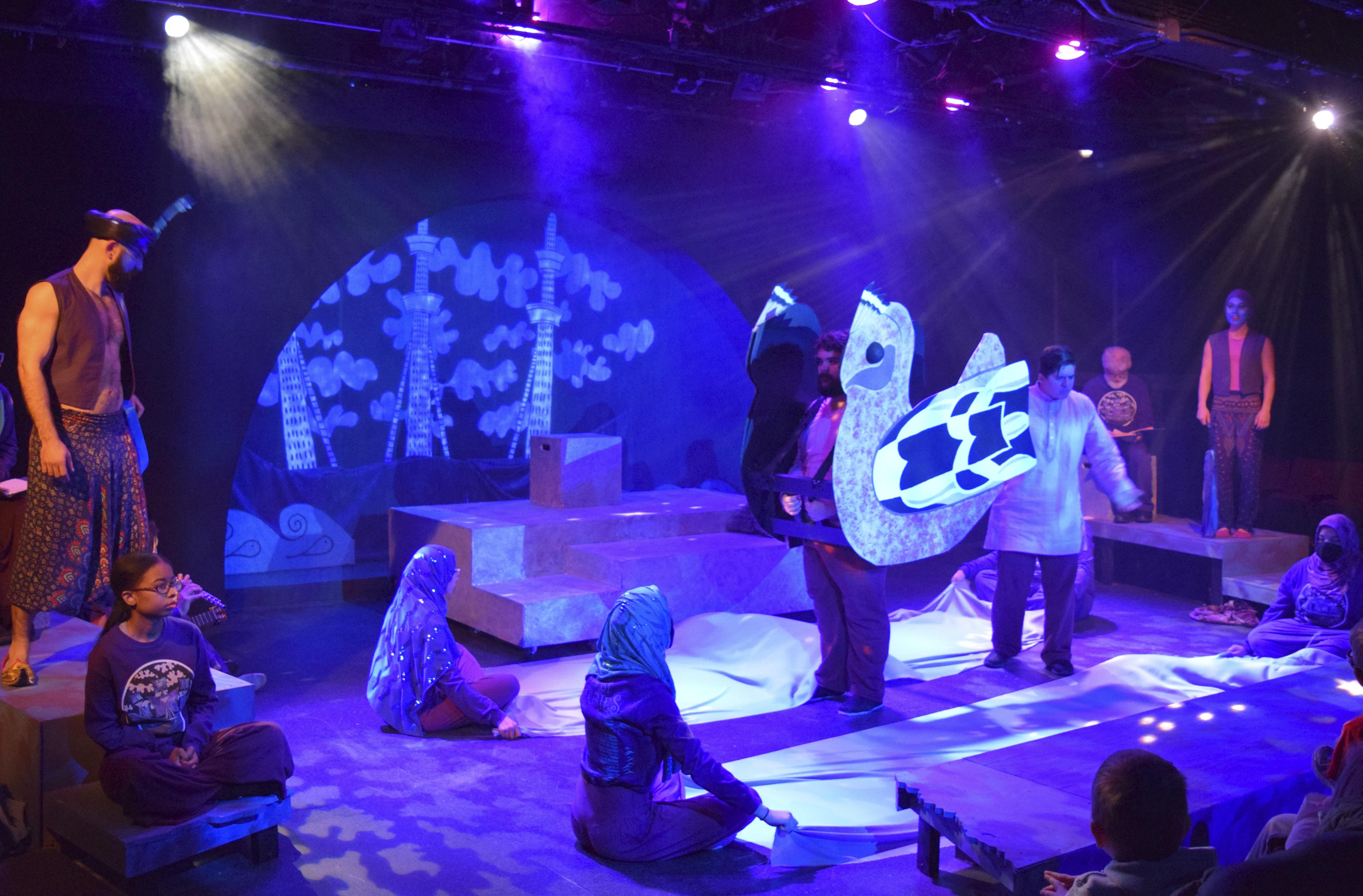 Haroun & the Sea of Stories, Children's Theatre Workshop NEIU
