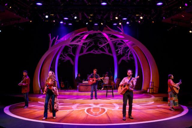 Almost Heaven, Theatre at the Center