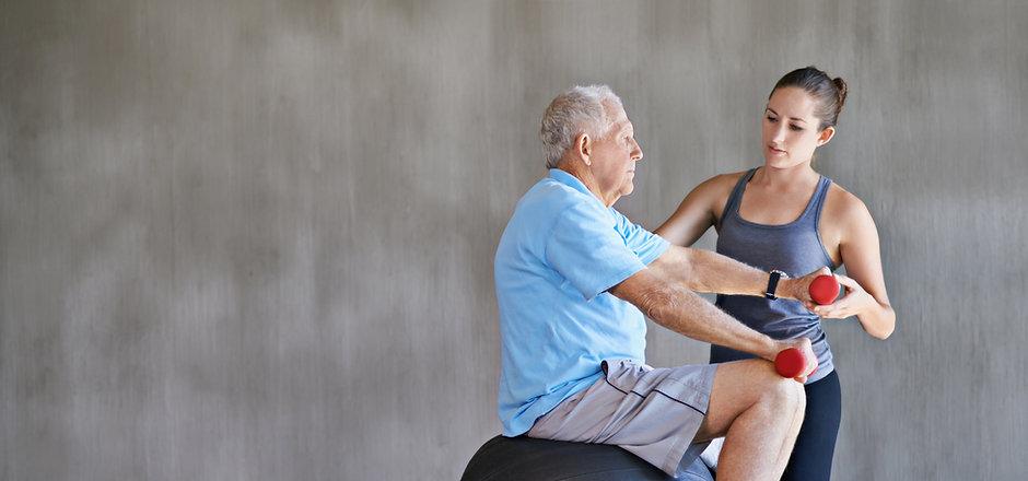 Senior Fysioterapi