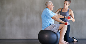 Older Adults should exercise to combat diseases