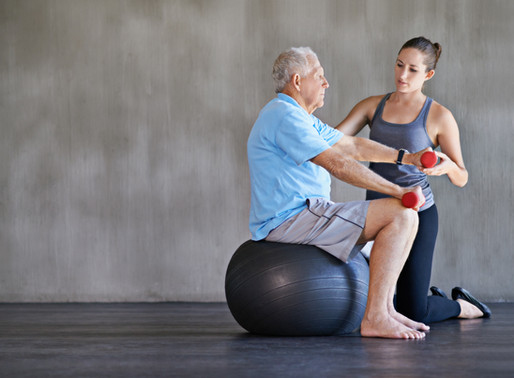 The Benefits of Strength Training for Seniors